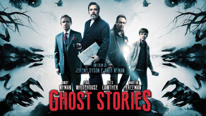 Recensione di Ghost Stories, un singolare film horror