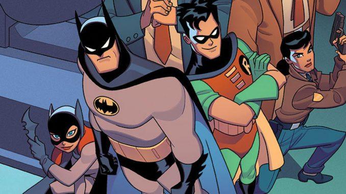 Batman la serie animata diventa un gioco da tavolo con miniature