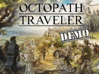 octopath traveler demo