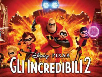 gli incredibili 2 disney pixar