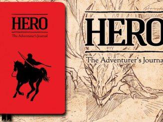 hero the adventurer's journal isola illyon recensione