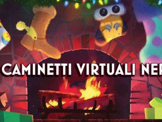 caminetti virtuali nerd natale