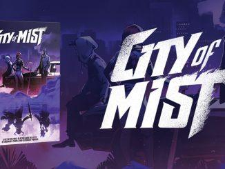 city of mist gioco di ruolo isola illyon