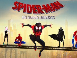 spider-man un nuovo universo into the spider-verse film 2018