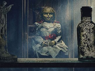 annabelle 3 comes home