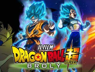 dragon ball super broly il film