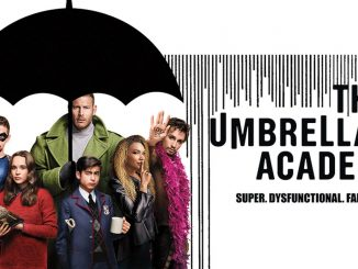 the umbrella academy serie tv netflix