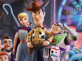 toy story 4 poster trailer