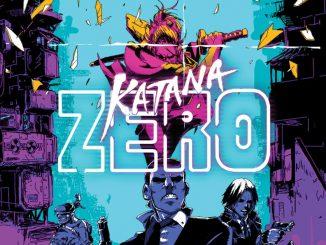 katana zero videogame 2019