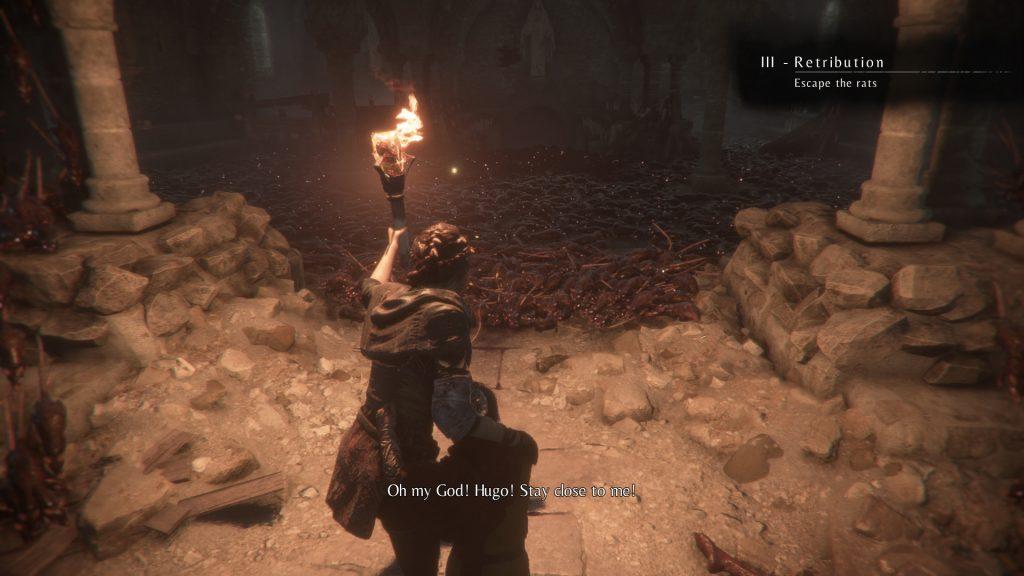 A plague tale: Innocence fire