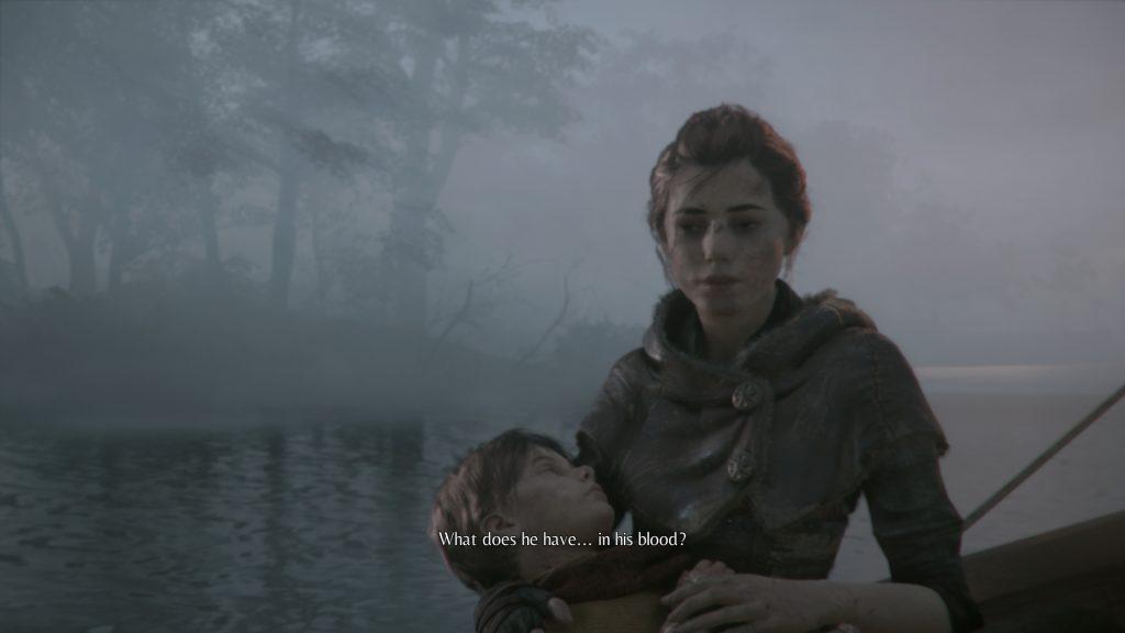 A plague tale: Innocence cutscene