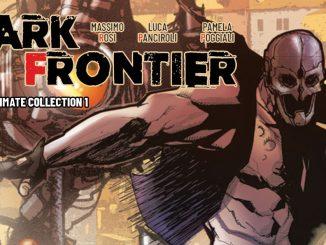 dark frontier fumetto ultimate collection 1