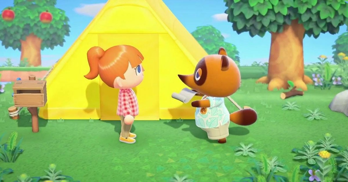 Animal Crossing New Horizons Slitta A Marzo 2020 Nuovo