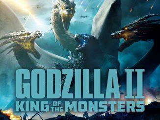 godzilla II king of the monsters film 2019