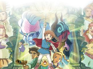 ni no kuni remastered artwork