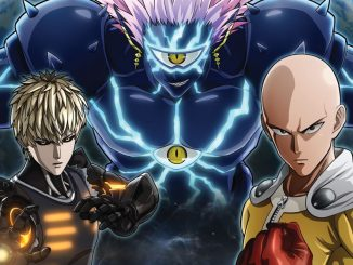 one punch man a hero nobody know