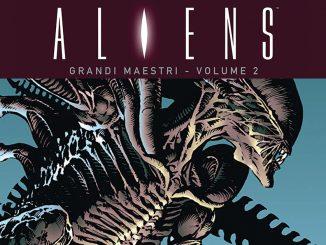 aliens grandi maestri vol 2 saldapress