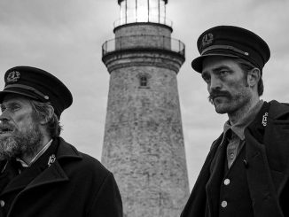 the lighthouse pattinson dafoe