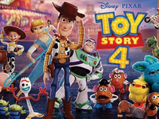 toy story 4 disney pixar 2019