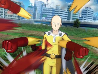 one punch man a hero nobody know gamescom trailer
