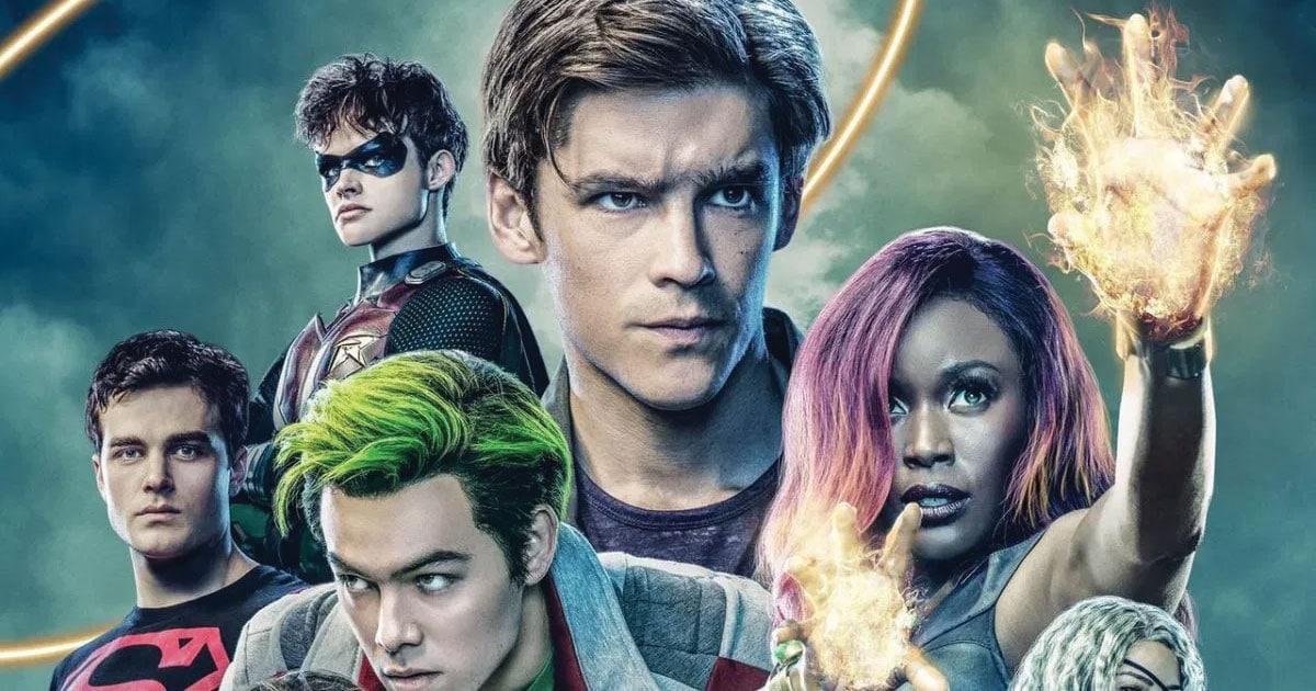 Titans: il full trailer della seconda stagione   Nerdevil