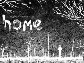marco fontanili home graphic novel fumetto