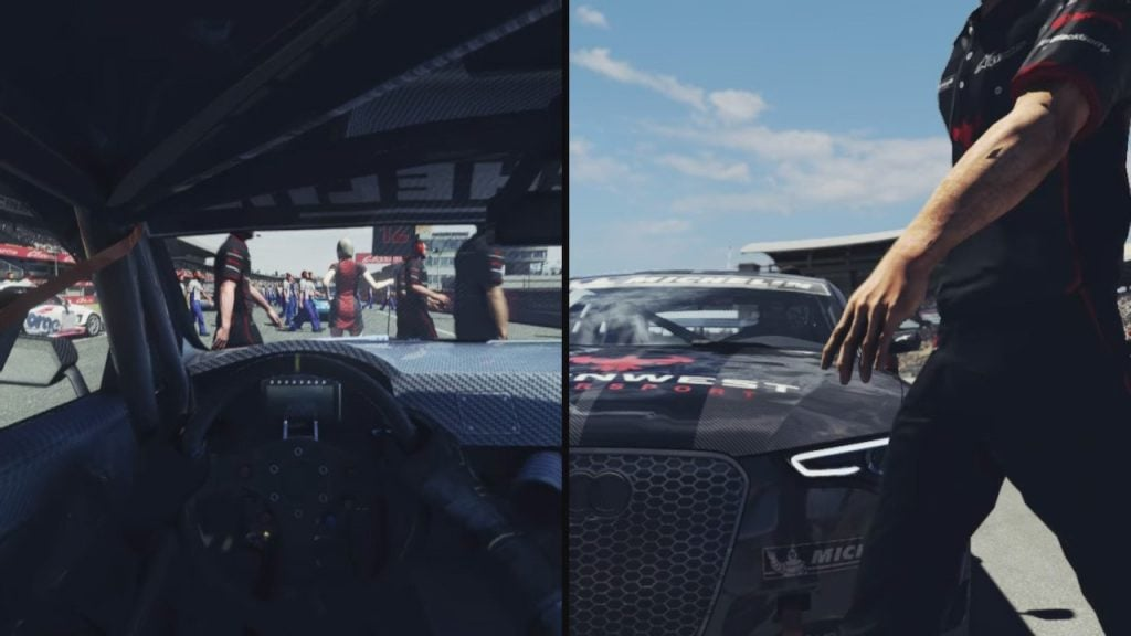 GRID Autosport nintendo switch filmato