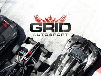 GRID Autosport Nintendo Switch