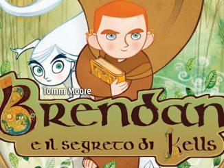 brendan e il segreto di kells fumetto renoir comics