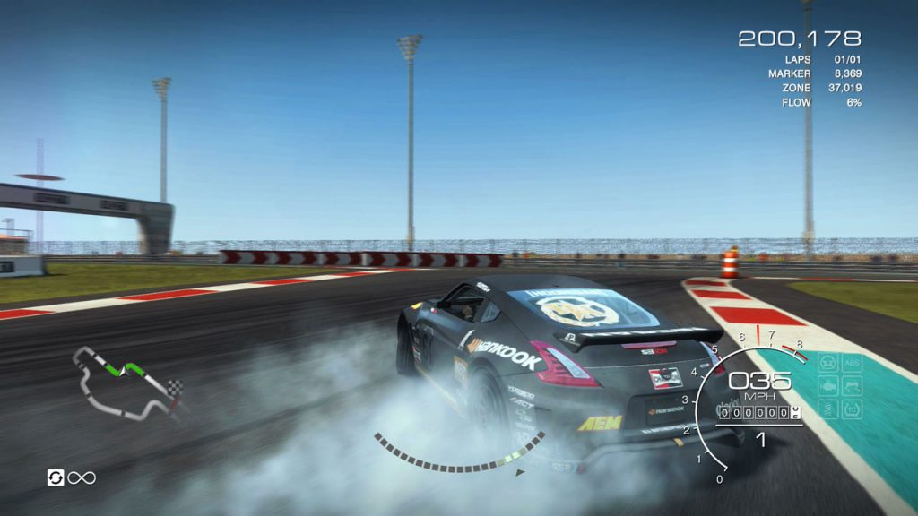 grid autosport nintendo switch drift