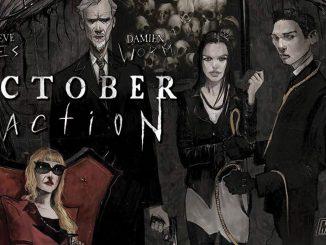 october faction 1 magic press