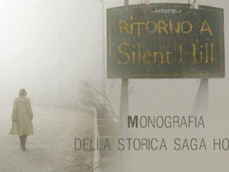 silent hill monografia