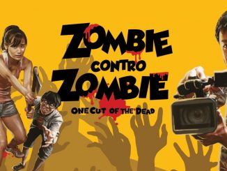 zombie contro zombie one cut of the dead dvd