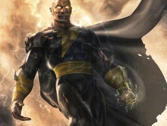 black adam the rock 2021