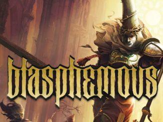 blasphemous videogame