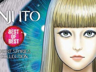 junji ito best of best short stories collection star comics