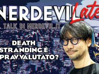 nerdevilate death stranding podcast