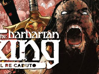 the barbarian king volume 2 il re caduto