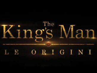 the kings man le origini logo