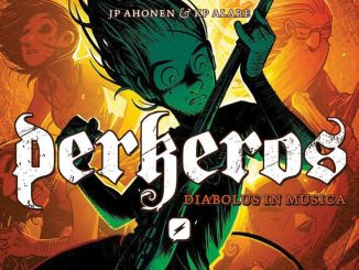 perkeros edizioni bd jp ahonen