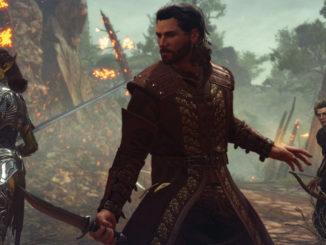 baldur's gate 3 reveal gameplay
