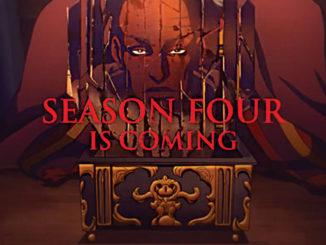 castlevania netflix annuncio stagione 4
