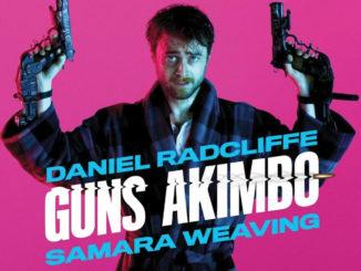 guns akimbo daniel radcliffe