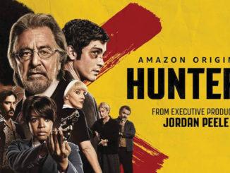 hunters serie amazon prime video