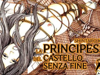 la principessa del castello senza fine hollow press