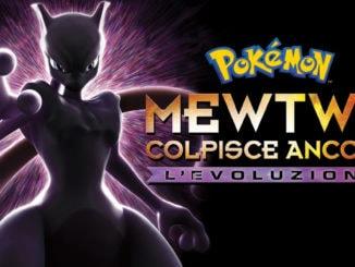 Pokémon Mewtwo Colpisce Ancora L'evoluzione
