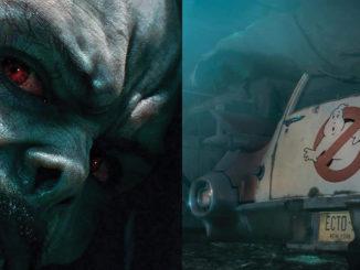 morbius ghostbusters film date