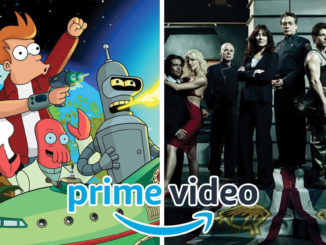 futurama battlestar galactica amazon prime video