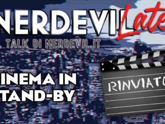 nerdevilate cinema in stand-by