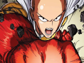 one punch man news cover
